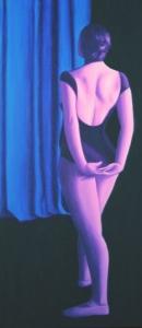 Emmie as La Petite Danseuse