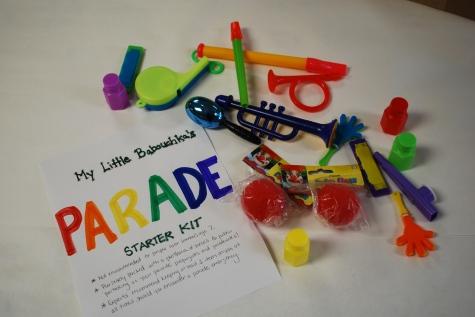 parade starter kit