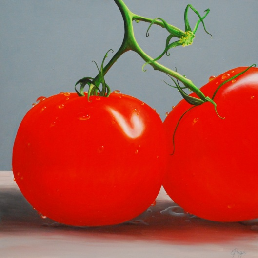 Tomatoes with Stems