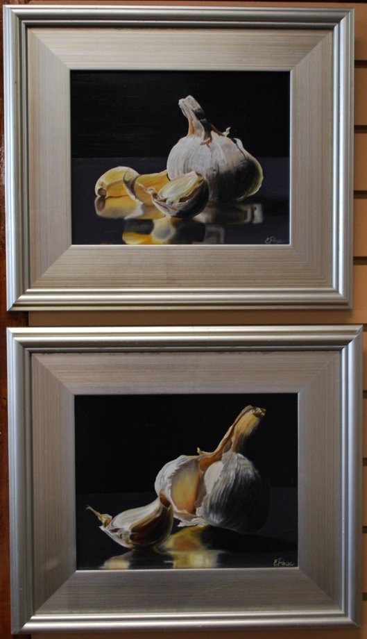 garlic paintings framed.jpg