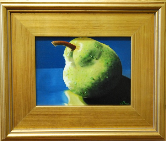pear framed