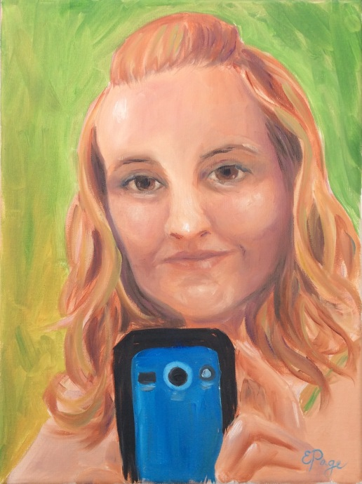 Selfie Portrait 2