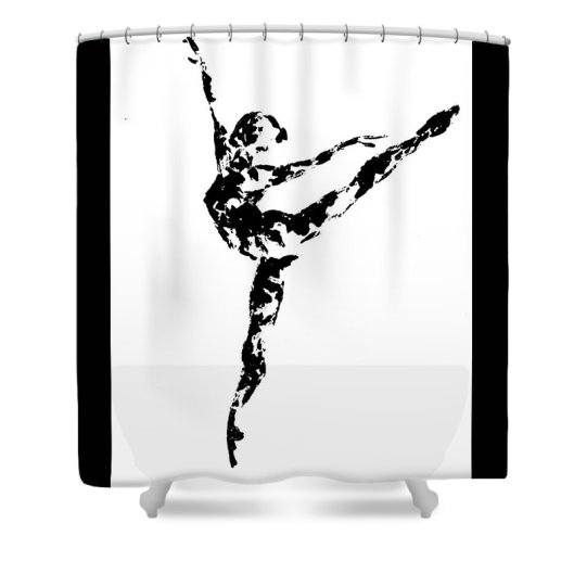 dance-shower-curtain