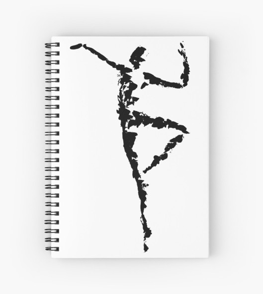dance-spiral-notebook