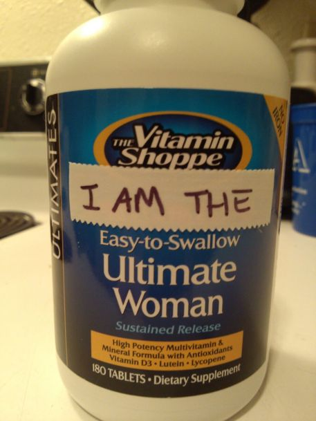 ultimate woman