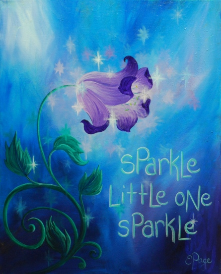 Sparkle Little One