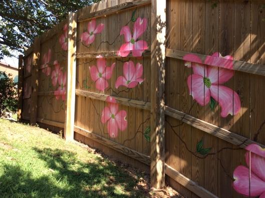 dogwood fence 2