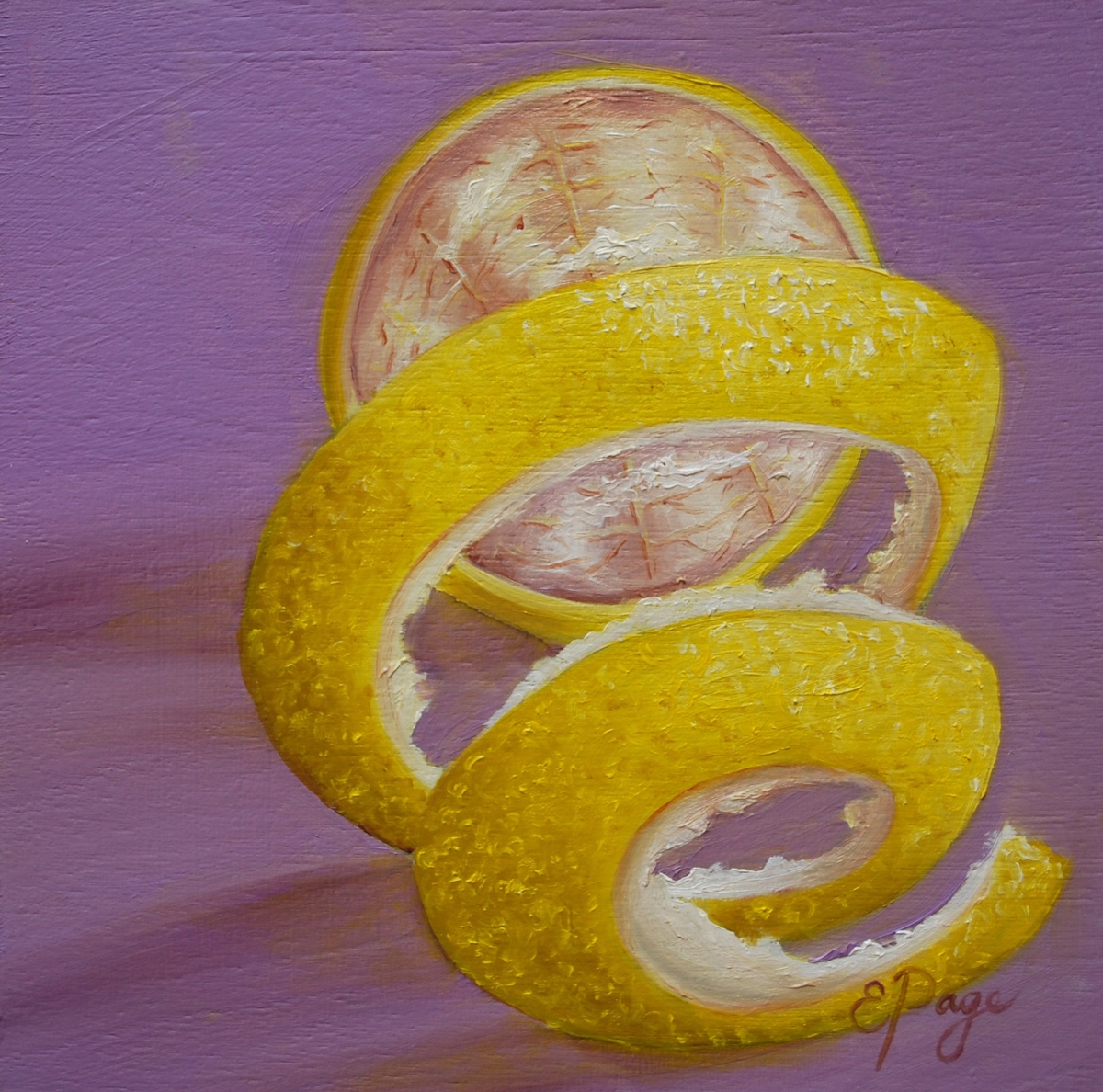 Don't Let Your Lemons Get In A Twist