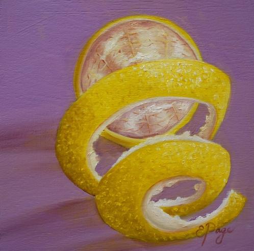 Lemon Twist I