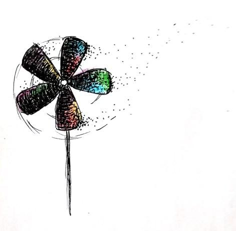 whirligig pinwheel