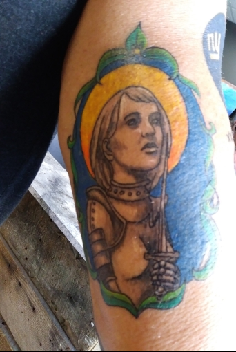 Joan of Arc - Gary Hartman healed_compressed