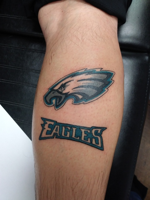 Adam Agostini - Eagles logo